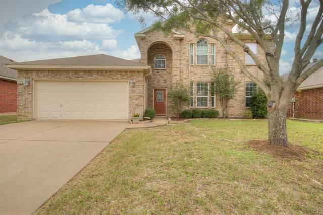 931 Hidden Oaks Drive, Burleson, TX 76028 (MLS #14436175) :: Keller Williams Realty