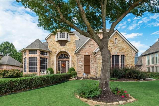 1409 Montgomery Lane, Southlake, TX 76092 (MLS #14436186) :: The Mitchell Group