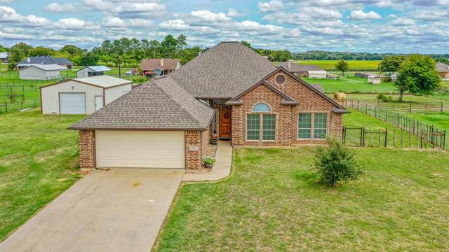 126 Savannah Drive, Weatherford, TX 76087 (MLS #14436211) :: The Kimberly Davis Group
