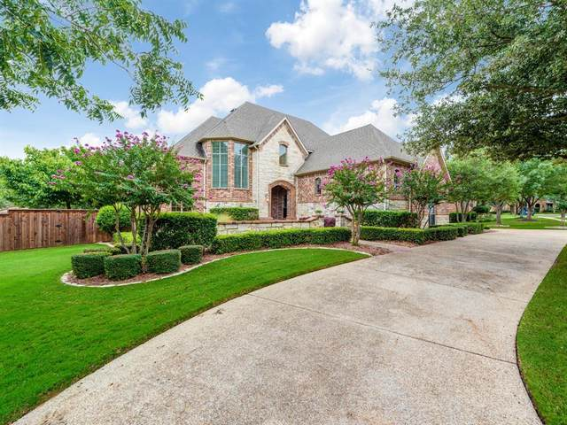 4908 Haley Drive, Flower Mound, TX 75028 (MLS #14436239) :: The Kimberly Davis Group