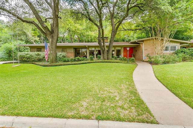 4209 Inwood Road, Fort Worth, TX 76109 (MLS #14436253) :: Front Real Estate Co.