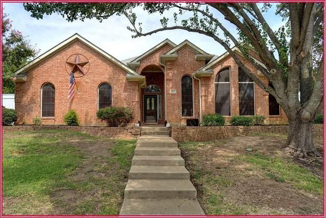 607 Santa Barbara Drive, Keller, TX 76248 (MLS #14436261) :: Team Tiller