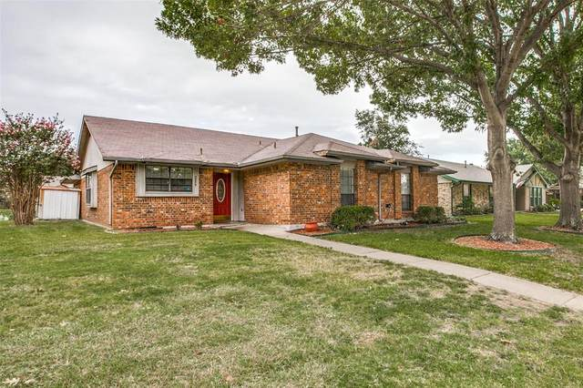 3809 Lofland Lane, Rowlett, TX 75088 (MLS #14436268) :: All Cities USA Realty
