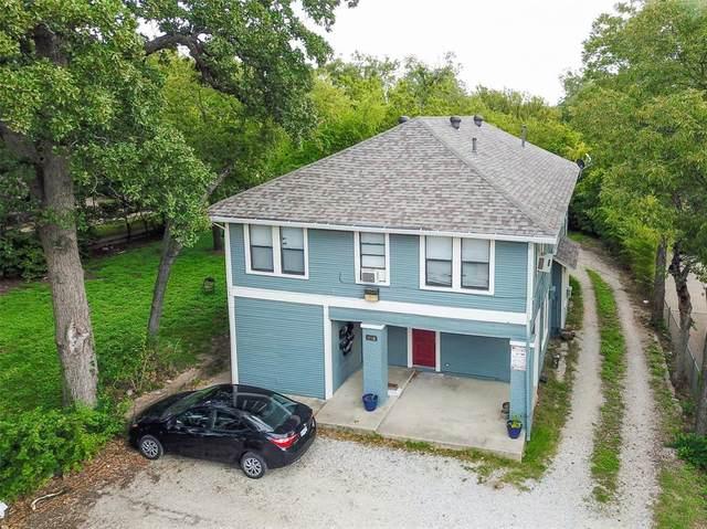1116 N Bell Avenue, Denton, TX 76209 (MLS #14436285) :: Trinity Premier Properties