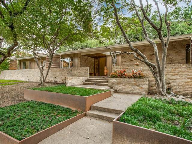 11410 Saint Michaels Drive, Dallas, TX 75230 (MLS #14436296) :: The Good Home Team