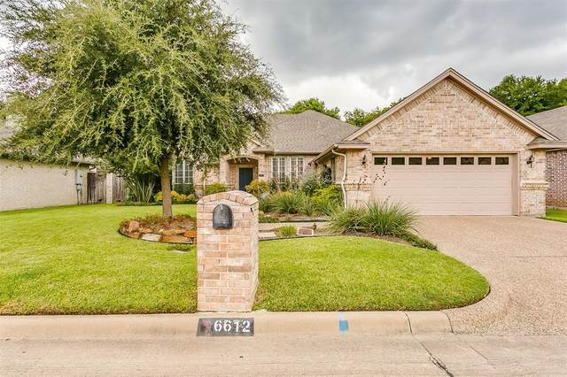 6612 Meadowpark Court, Benbrook, TX 76132 (MLS #14436334) :: The Paula Jones Team | RE/MAX of Abilene