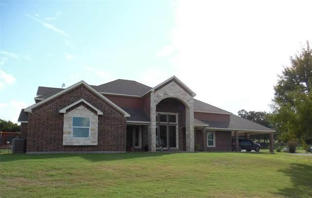 3111 Harwell Lake Road, Weatherford, TX 76088 (MLS #14436344) :: Keller Williams Realty