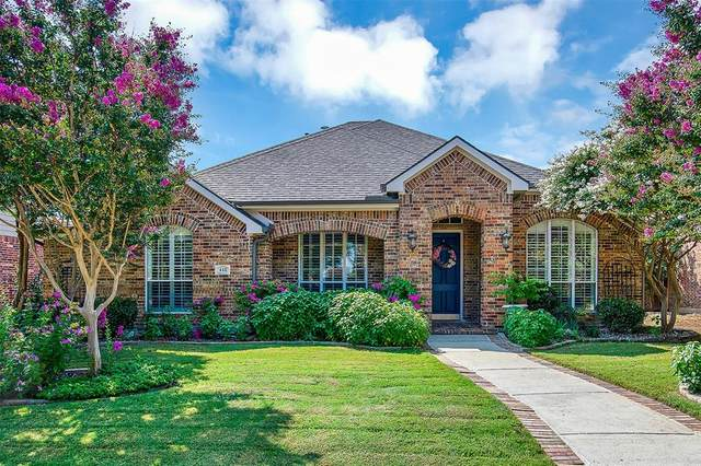 418 Long Cove Court, Allen, TX 75002 (MLS #14436345) :: The Rhodes Team