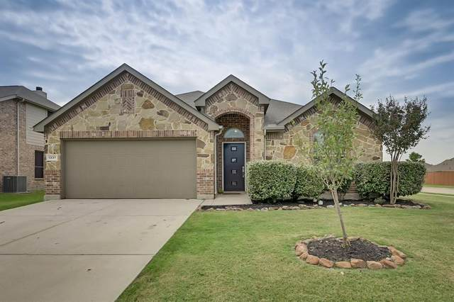 1337 Shelley Drive, Burleson, TX 76028 (MLS #14436357) :: The Tierny Jordan Network
