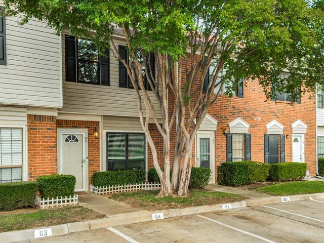 236 Samuel Boulevard 4Q, Coppell, TX 75019 (MLS #14436367) :: All Cities USA Realty