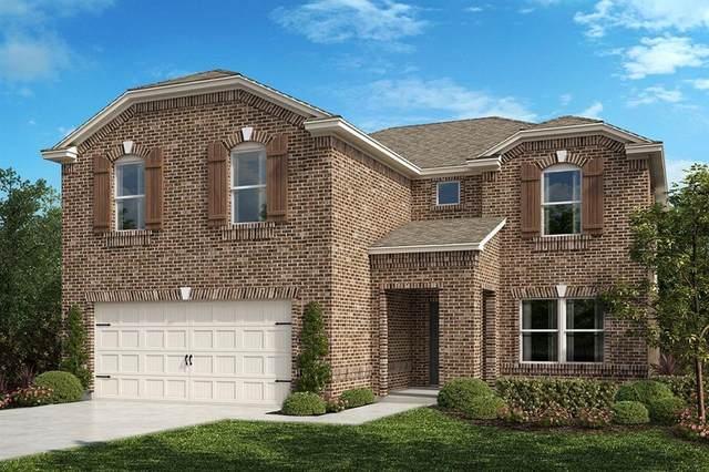2600 Warren Lane, Aubrey, TX 76227 (MLS #14436371) :: Real Estate By Design