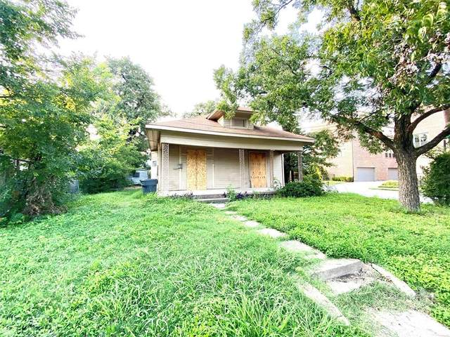 3825 Munger Avenue, Dallas, TX 75204 (MLS #14436420) :: The Mitchell Group