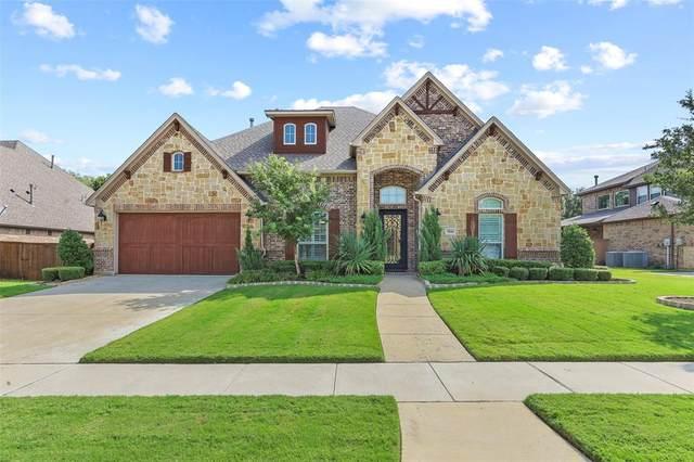 5816 Sicily Way, Flower Mound, TX 75028 (MLS #14436457) :: North Texas Team | RE/MAX Lifestyle Property
