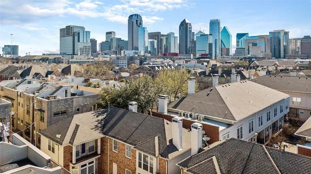 2914 State Street, Dallas, TX 75204 (MLS #14436471) :: Real Estate By Design