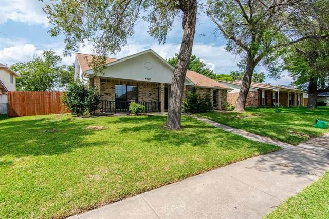 4205 Aralia Street, Mesquite, TX 75150 (MLS #14436484) :: The Mauelshagen Group