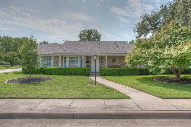 5701 Popken Drive, Westworth Village, TX 76114 (MLS #14436488) :: The Paula Jones Team | RE/MAX of Abilene