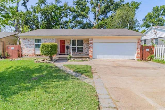 9115 Boundbrook Avenue, Dallas, TX 75243 (MLS #14436491) :: Maegan Brest | Keller Williams Realty