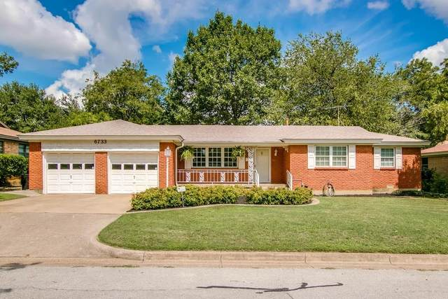 6733 Victoria Avenue, North Richland Hills, TX 76180 (MLS #14436494) :: Trinity Premier Properties