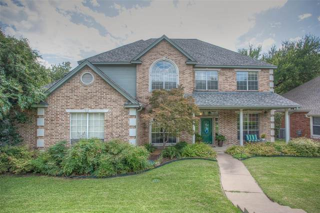 4228 Shadow Drive, Fort Worth, TX 76116 (MLS #14436546) :: The Paula Jones Team | RE/MAX of Abilene