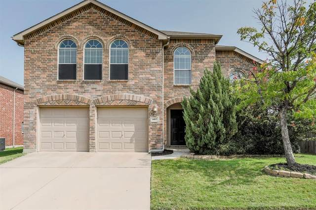 4413 Westbend Lane, Fort Worth, TX 76244 (MLS #14436556) :: Justin Bassett Realty