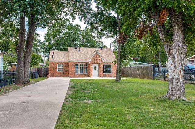 1029 W Bewick Street, Fort Worth, TX 76110 (MLS #14436558) :: Keller Williams Realty