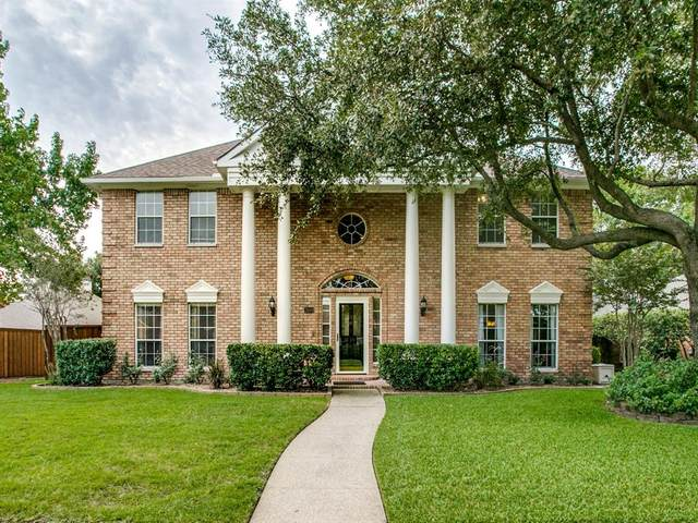 2600 Beaver Bend Drive, Plano, TX 75025 (MLS #14436572) :: The Paula Jones Team | RE/MAX of Abilene