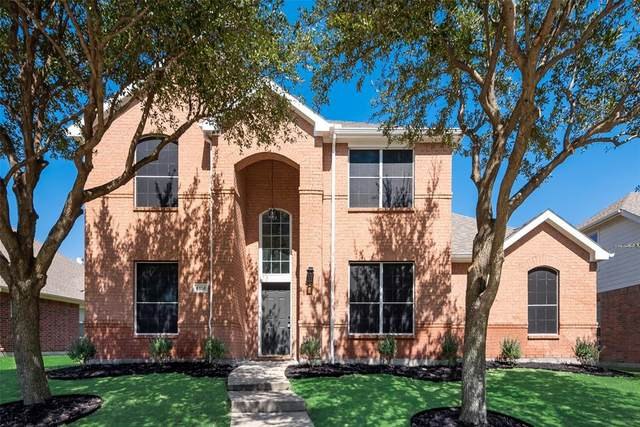 6108 Pine Meadow Lane, Mckinney, TX 75070 (MLS #14436613) :: Real Estate By Design