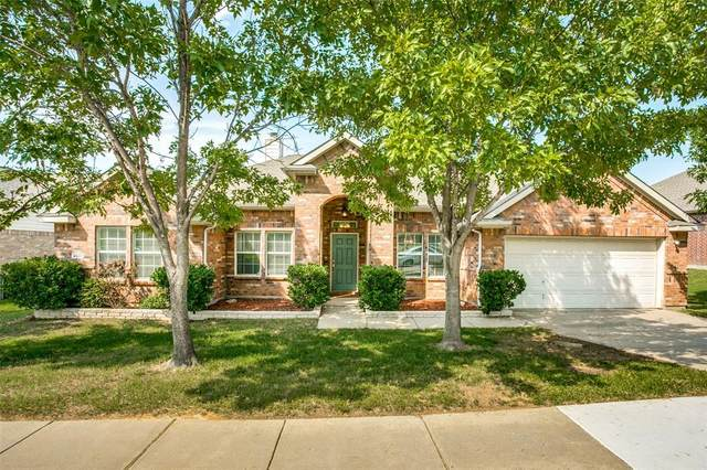 2801 Clubhouse Drive, Denton, TX 76210 (MLS #14436626) :: Team Tiller
