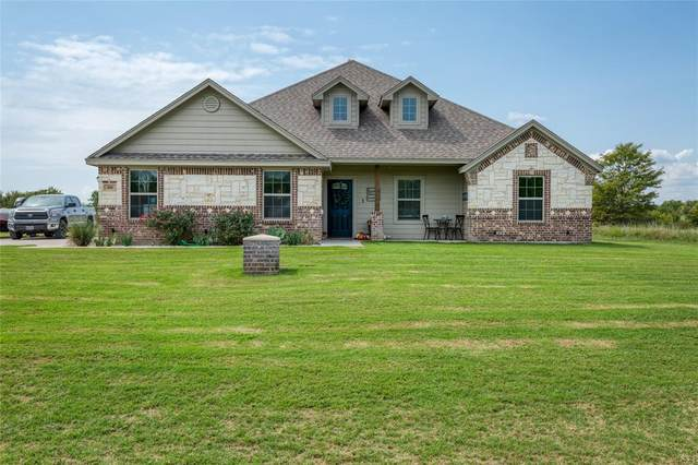 406 Longbranch Drive, Decatur, TX 76234 (MLS #14436655) :: Trinity Premier Properties