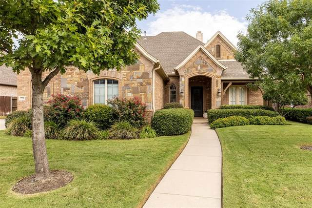 7721 Silverleaf Drive, North Richland Hills, TX 76182 (MLS #14436662) :: Trinity Premier Properties