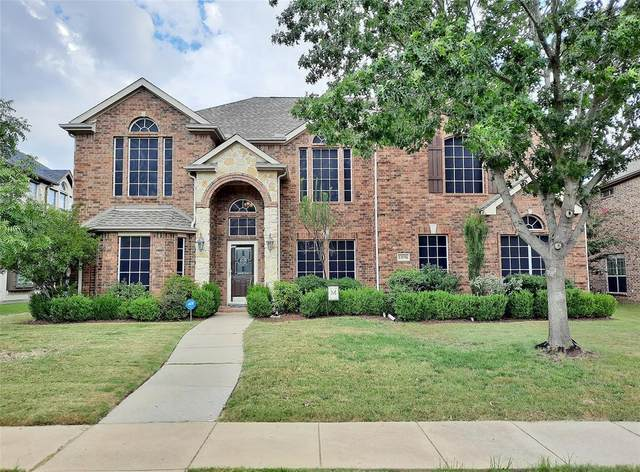 13694 Badger Creek Drive, Frisco, TX 75033 (MLS #14436674) :: The Kimberly Davis Group