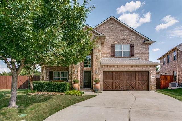 2544 Whispering Pines Drive, Fort Worth, TX 76177 (MLS #14436675) :: The Mitchell Group