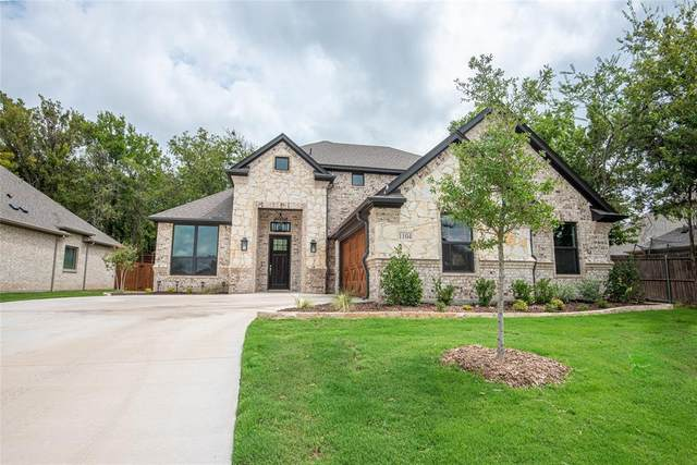 1104 Crown Valley Drive, Weatherford, TX 76087 (MLS #14436697) :: Real Estate By Design