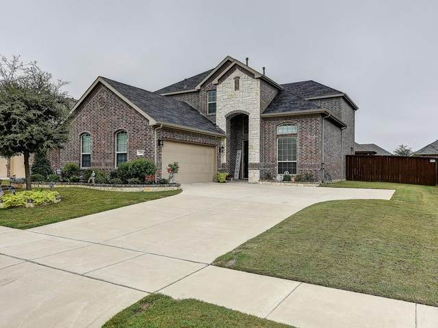 2948 Trail Lake Drive, Grand Prairie, TX 75054 (MLS #14436699) :: Keller Williams Realty