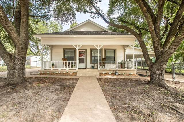 303 E Oak Street, Kaufman, TX 75142 (MLS #14436707) :: The Kimberly Davis Group