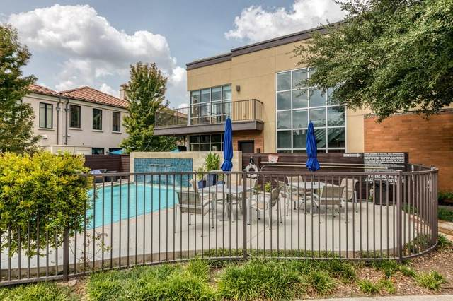2604 Museum Way #2101, Fort Worth, TX 76107 (MLS #14436740) :: Trinity Premier Properties