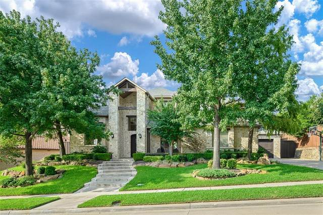 6633 Canyon Oaks Circle, Plano, TX 75024 (MLS #14436753) :: RE/MAX Landmark