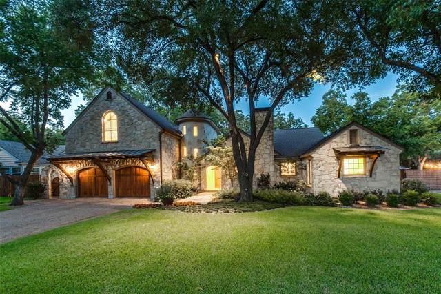 1430 Sereno Drive, Dallas, TX 75218 (MLS #14436759) :: The Paula Jones Team   RE/MAX of Abilene