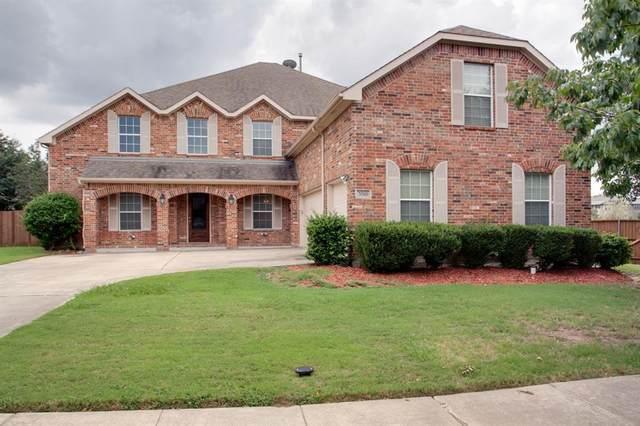 3500 Oliver Drive, Fort Worth, TX 76244 (MLS #14436767) :: Team Tiller