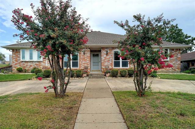 2620 Castle Street, Irving, TX 75038 (MLS #14436773) :: EXIT Realty Elite