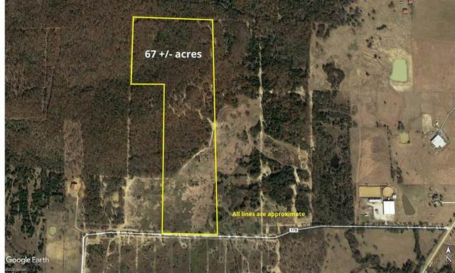 67 ac County Road 178, Gainesville, TX 76240 (MLS #14436777) :: Justin Bassett Realty