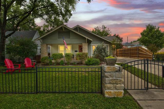 4537 Collinwood Avenue, Fort Worth, TX 76107 (MLS #14436786) :: Team Tiller