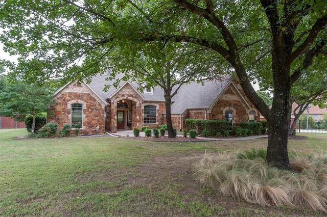 2213 Woodland Hills Lane, Weatherford, TX 76087 (MLS #14436793) :: The Mauelshagen Group