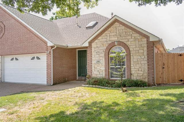 2501 Autumn Shade Court, Bedford, TX 76021 (MLS #14436798) :: The Kimberly Davis Group