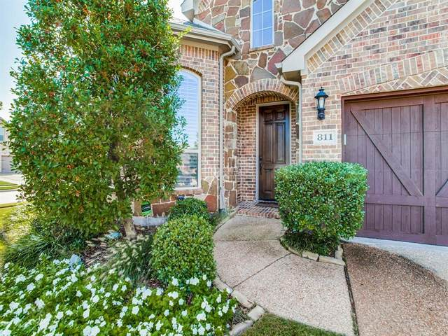 811 Long Valley Court, Prosper, TX 75078 (MLS #14436803) :: Real Estate By Design
