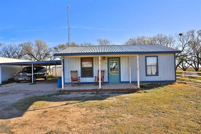 16532 County Road 469, Merkel, TX 79536 (MLS #14436811) :: The Heyl Group at Keller Williams