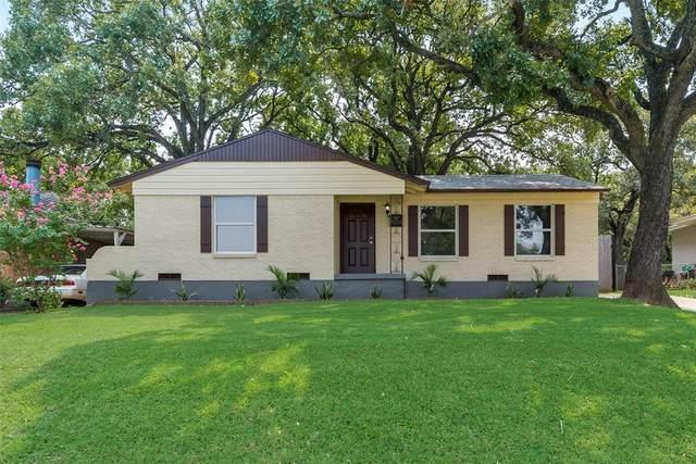 314 E 15th Street, Irving, TX 75060 (MLS #14436813) :: The Paula Jones Team | RE/MAX of Abilene