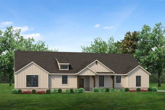 1025 Flagstone Drive, Weatherford, TX 76085 (MLS #14436828) :: Trinity Premier Properties
