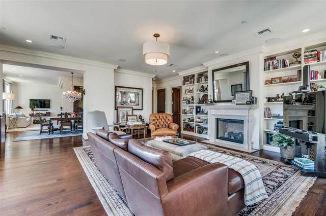 2555 N Pearl Street #902, Dallas, TX 75201 (MLS #14436832) :: Team Tiller