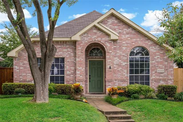4064 Midrose Trail, Dallas, TX 75287 (MLS #14436839) :: Team Tiller